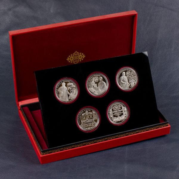 Беларусь набор монет 2013 год