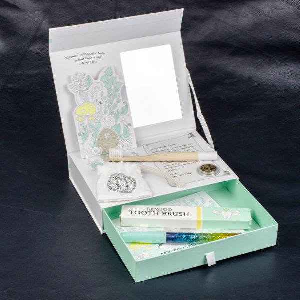 Австралия 2 доллара 2021 подарочный набор Зубная Фея