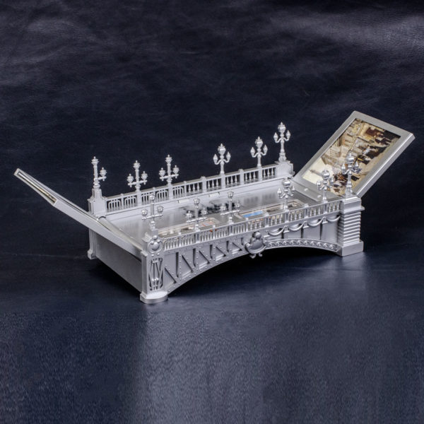 Ниуэ 2 доллара 2015 год. Знаменитые мосты: